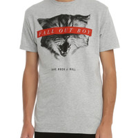 Fall Out Boy Save Rock Roll Cat T-Shirt