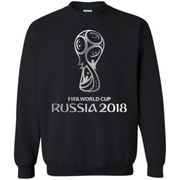 welcome FIFA World Cup 2018 t shirt G180 Gildan Crewneck Pullover Sweatshirt  8 oz.