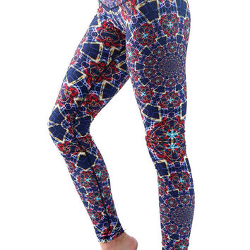 Moonlight Mandala Legging