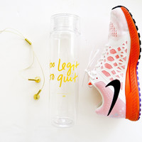 Ashley Brooke Designs- Too Legit Water Bottle
