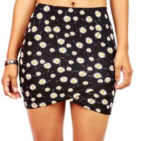 Wrap Daisy Skirt | Trendy Skirts at Pink Ice