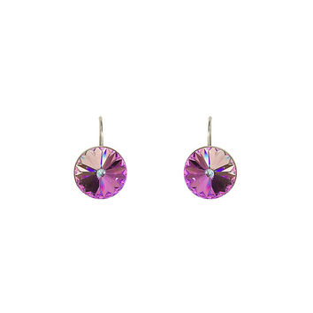 Sparkle Stud Earrings in Swarovski Crystal