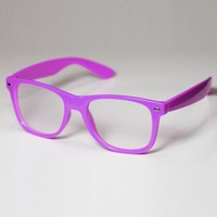 Diffraction Glasses - Magenta
