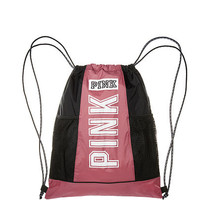 Drawstring Backpack - PINK - Victoria's Secret