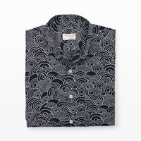 Slim-Fit Cloud Print Shirt - Print Casual Shirts at Club Monaco