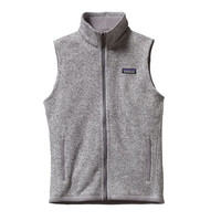 Patagonia Women's Better Sweater Vest- Birch White