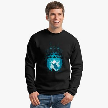 Forest Spirits Crewneck Sweatshirt | Customon.com
