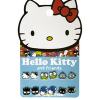 HELLO KITTY AND FRIENDS EARRINGS