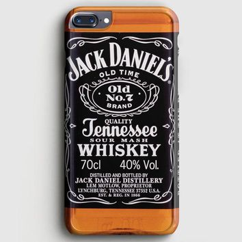 Jack Daniels Black Label iPhone 7 Plus Case