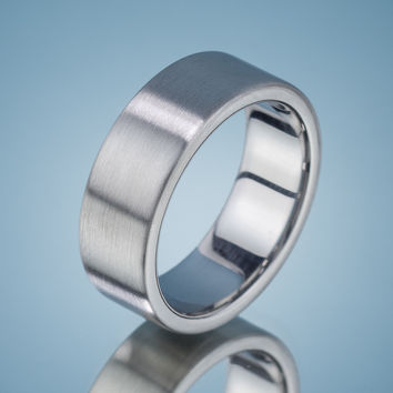 Stainless Steel Classic Ring
