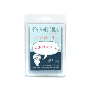 Winterfell -- Book Lovers' Scented Tart -- 3oz pack