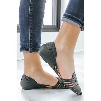 Whats The Catch Flats - Black