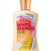 Bath Body Works White Mango Chili 8.0 oz Body Lotion