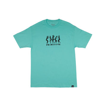 DANCE PARTY TEE - CELADON