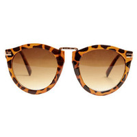 GYPSY WARRIOR - Goucher Sunglasses - Tortoise