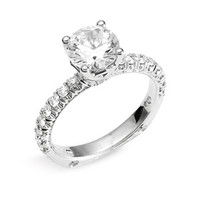 Women's Jack Kelege 'Romance' Diamond Engagement Ring Setting