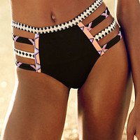 Strappy High-waist Bottom - Beach Sexy - Victoria's Secret