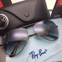 Ray Ban Aviator Gradient Sunglasses Model RB3025 / RB3026 Classic ( RB 3025 3026 ) Co