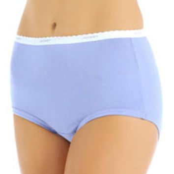 Jockey 9482 Classics Classic Fit Full Cut Brief Panty 3 Pack