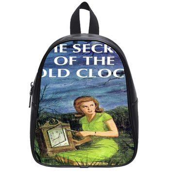 Nancy Drew The Secret Of The Clock School Backpack Large