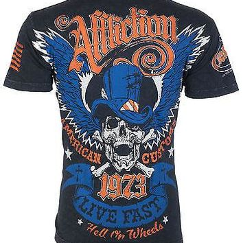 Shop Affliction American Customs on Wanelo