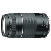 Canon Ef 75mm-300mm Telephoto Zoom Lens