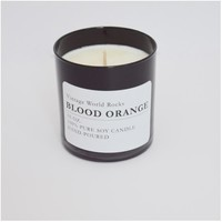 Blood Orange Hand Poured Soy Candle