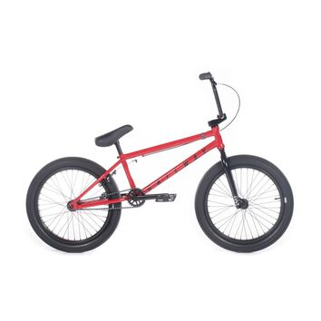 GATEWAY E RED FRAME COMPLETE BMX BIKE 2019