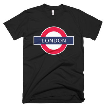 London Underground Men's T-Shirt