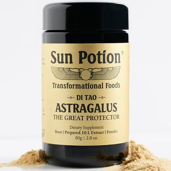 Astragalus Supplement