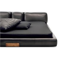Ceccotti DC Bed, Modern beds, contemporary beds, platform beds at SWITCHmodern.com