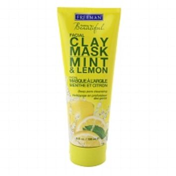 Freeman Feeling Beautiful Facial Clay Mask Mint & Lemon | Walgreens