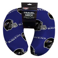 Baltimore Ravens Neck Pillow (Rav Team)