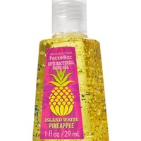 PocketBac Sanitizing Hand Gel Island White Pineapple