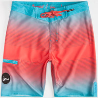 Imperial Motion Faded Mens Boardshorts Teal Green  In Sizes
