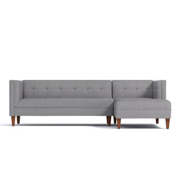 Pacific 2pc Sectional Sofa