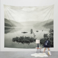 Echo's Answer Wall Tapestry by Tordis Kayma
