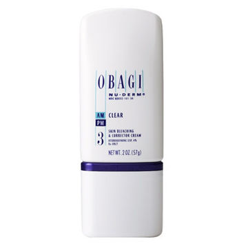 Obagi Nu-Derm Medical Step 3 Clear Skin Bleaching and Corrector Cream 2 oz