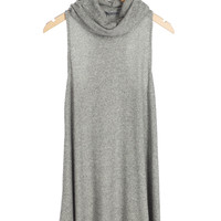 Ines Cowl Neck Trapeze Dress-FINAL SALE