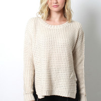 Gab & Kate Early Dawn Sweater