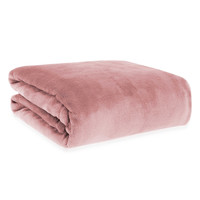 Berkshire Blanket® Modern Comfort Throw Blanket in Mauve