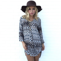 On The Hunt Tunic Top & Dress