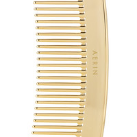 AERIN - Travel Gold-Tone Comb