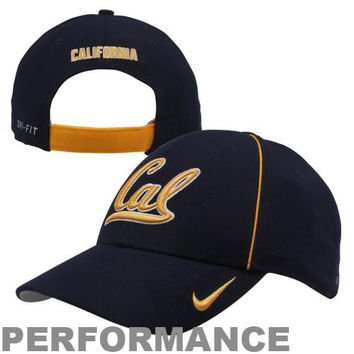 Nike Cal Bears Legacy 91 Coaches Adjustable Performance Hat - Blue