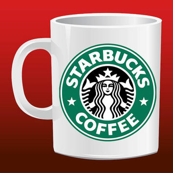 Starbuck Logo Design for Mug Design