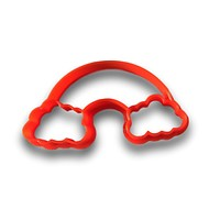 Fun Rainbow Cookie Cutter