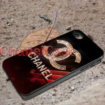 logo chanel iPhone 4 4S iPhone 5 5S 5C and Samsung Galaxy S3 S4 S5