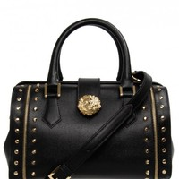 Versus Black Medium Doctors Bag