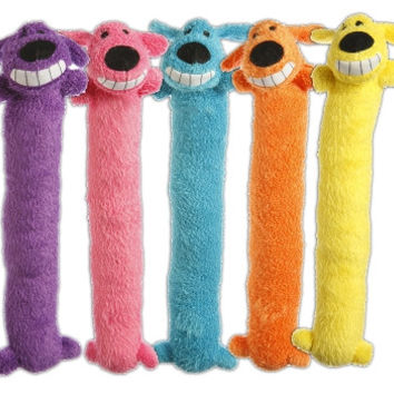 Loofa Dog - Large 18""