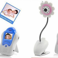 1.5inch Baby Monitor Newborn Wireless Baby Digital Monitor Night Vision Camera Moniter Pink/Blue = 1705142660